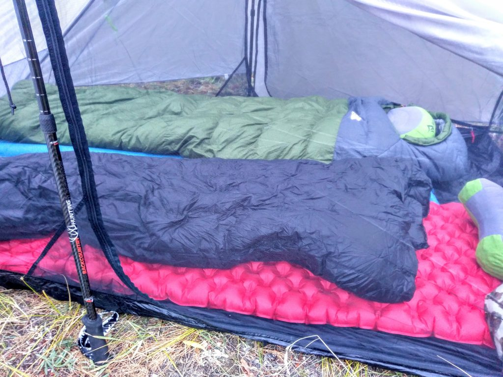 Six Moon Designs Lunar Duo Explorer Backpacking Tent
