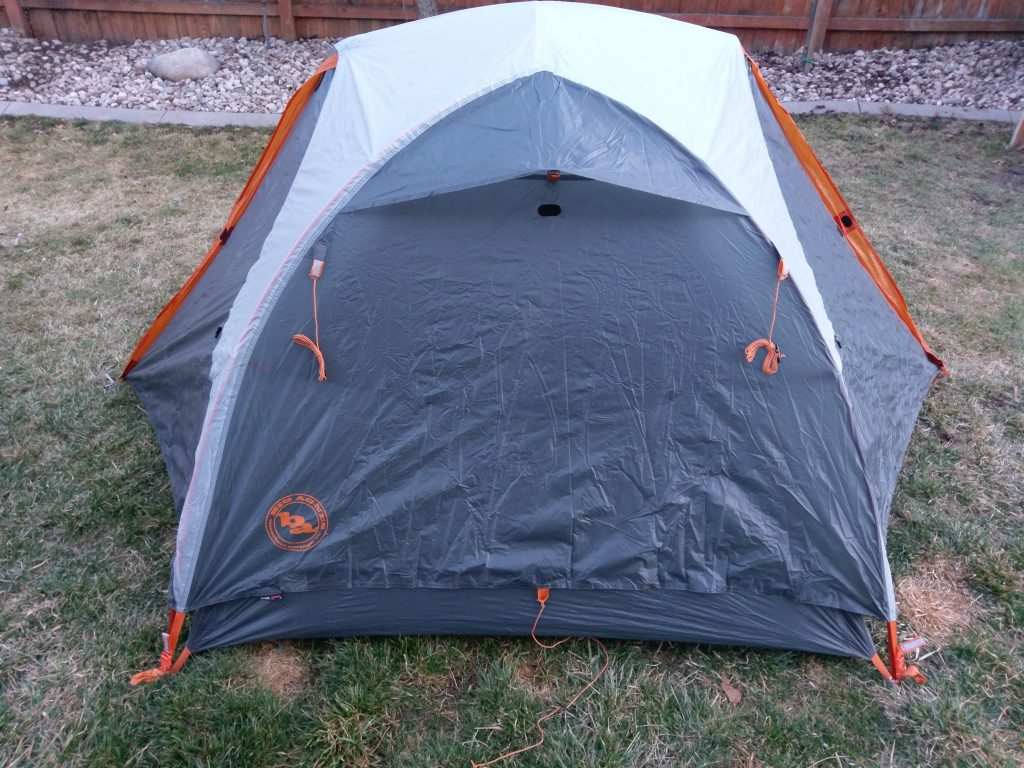 Big Agnes Copper Spur - How to pick a backpacking tent