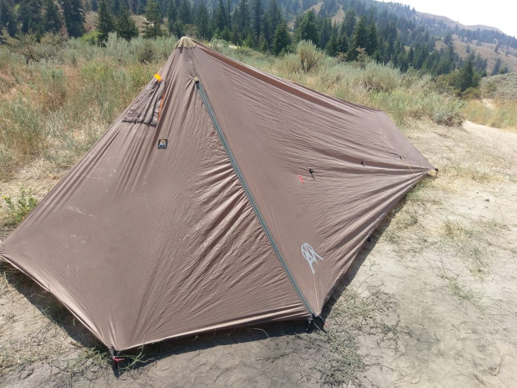 VIAM Outdoors CC Divide - How to pick a backpacking tent