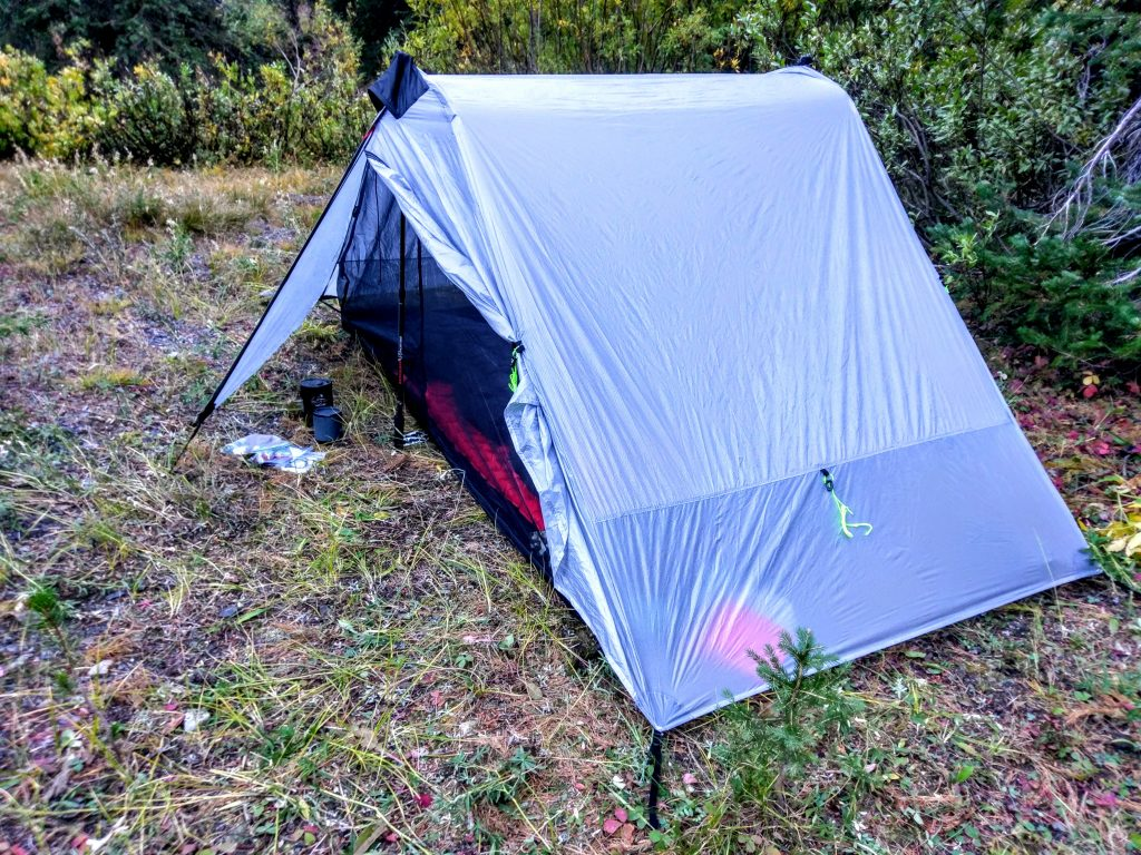 Six Moon Designs Lunar Duo Explorer - How to pick a backpacking tent