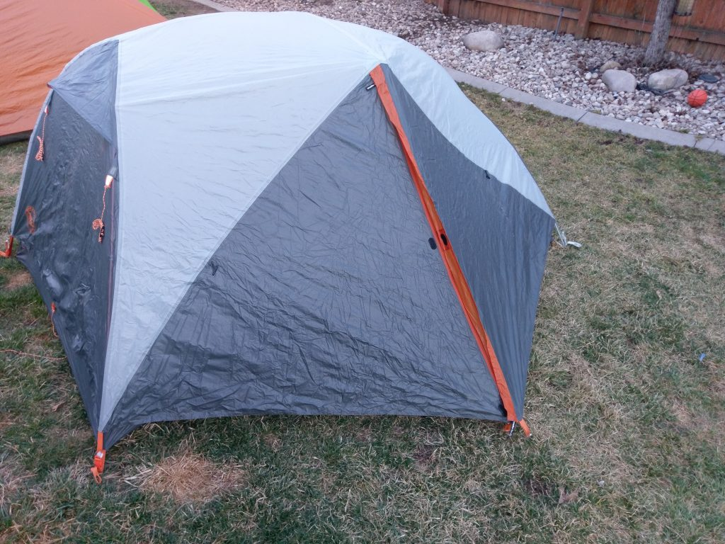Big Agnes Copper Spur UL 2 Backpacking Tent