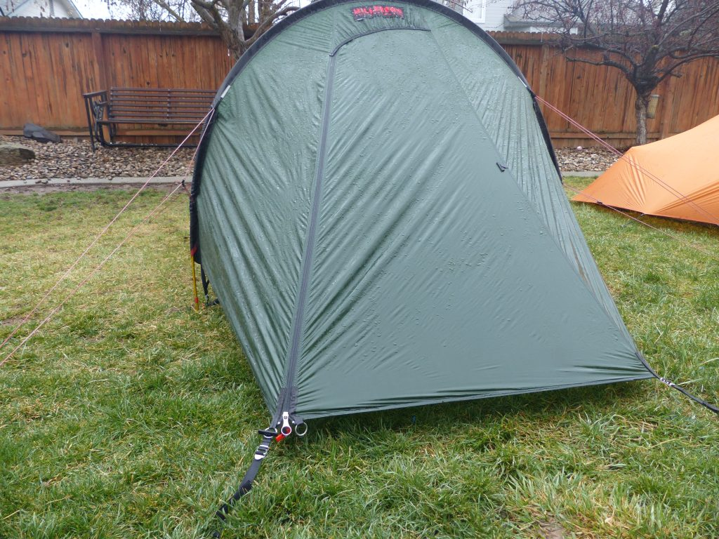 Hilleberg Anjan 2 Backpacking Tent : tend tended tent - afamca.org