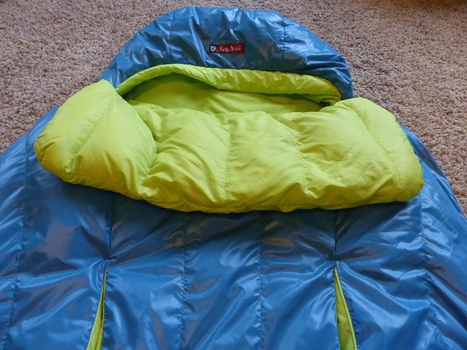 Nemo Disco - lightweight sleeping bag