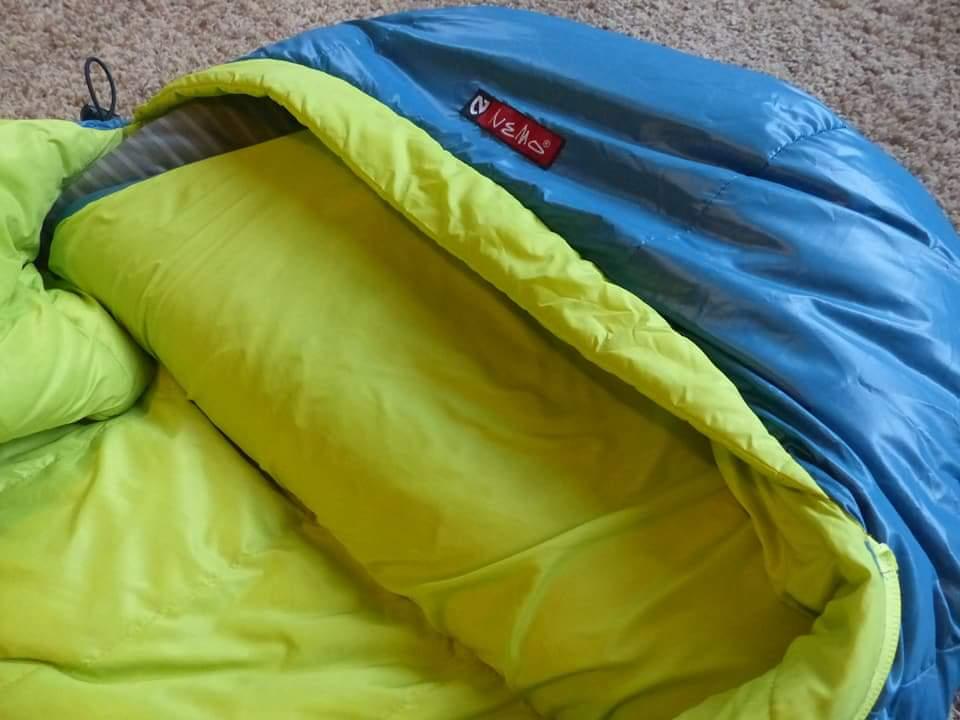 Nemo Disco lightweight sleeping bag