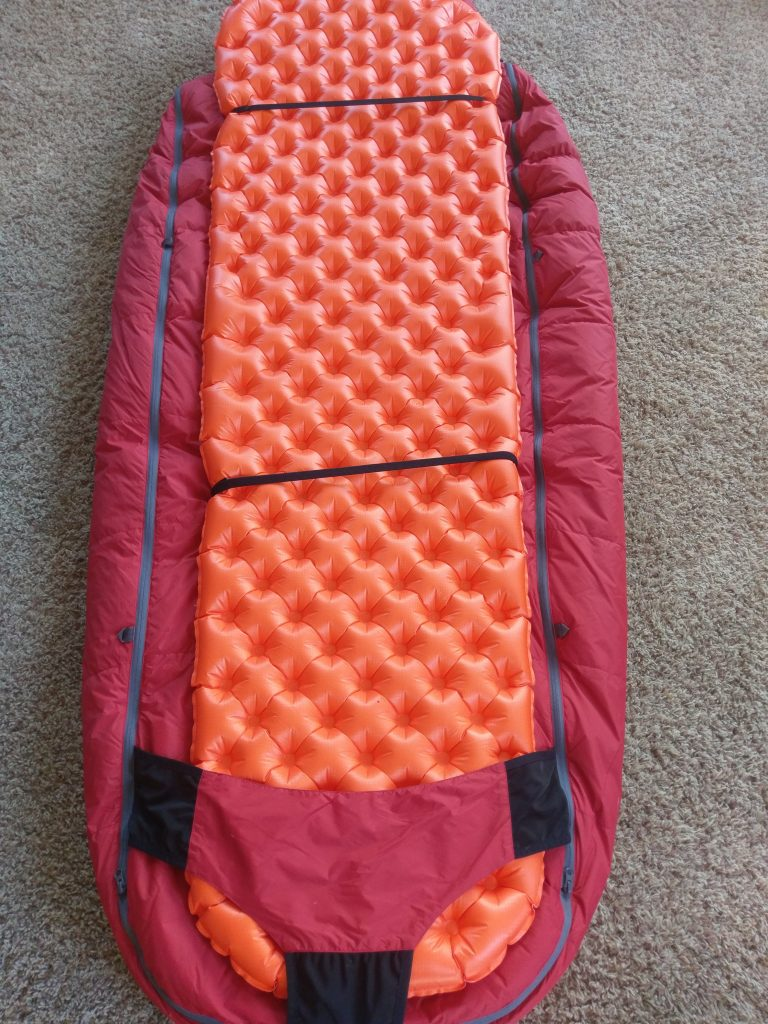 Sea to Summit Basecamp BCii - lightweight sleeping bag