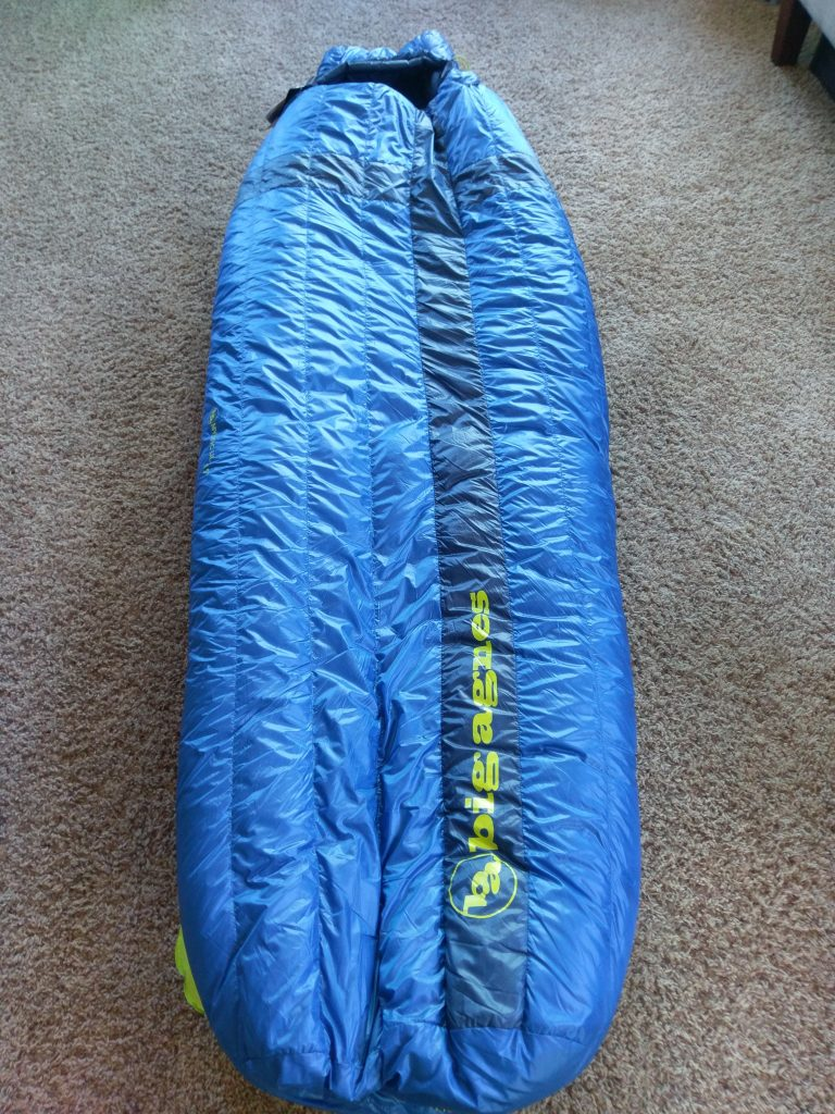 Big Agnes Mystic UL15 - lightweight sleeping bag