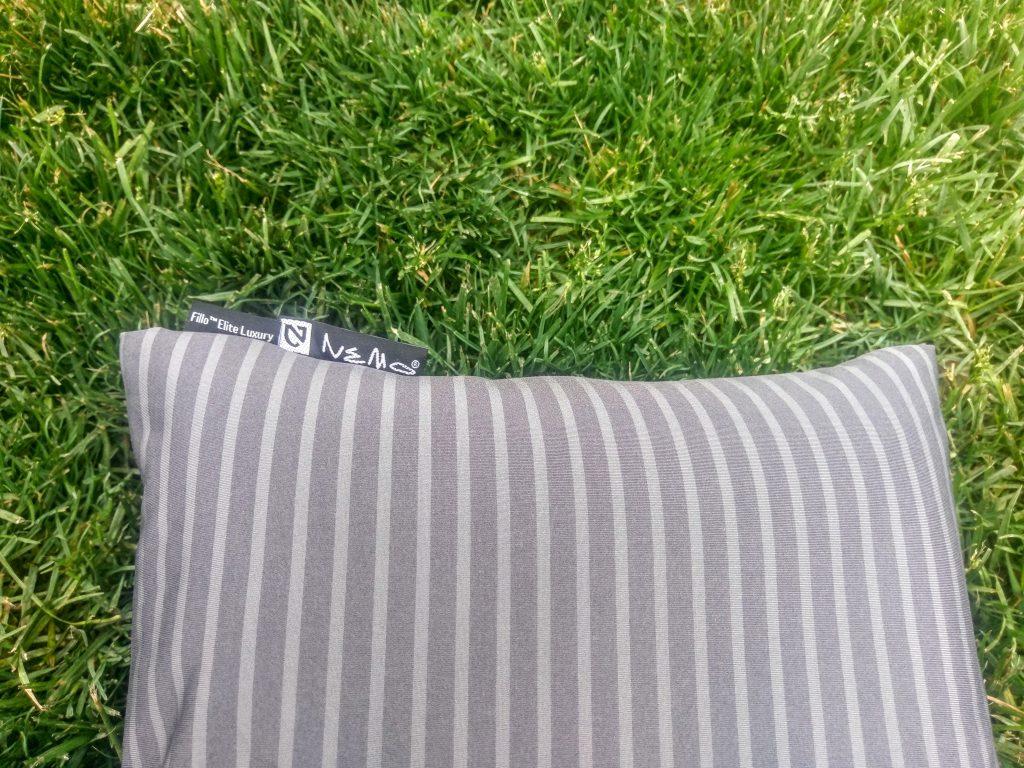 Nemo Fillo Elite backpacking pillow