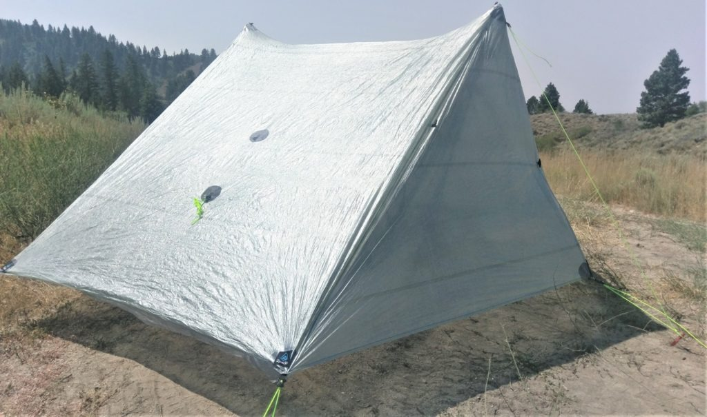 Zpacks Duplex Tent - Best backpacking tent for hunting