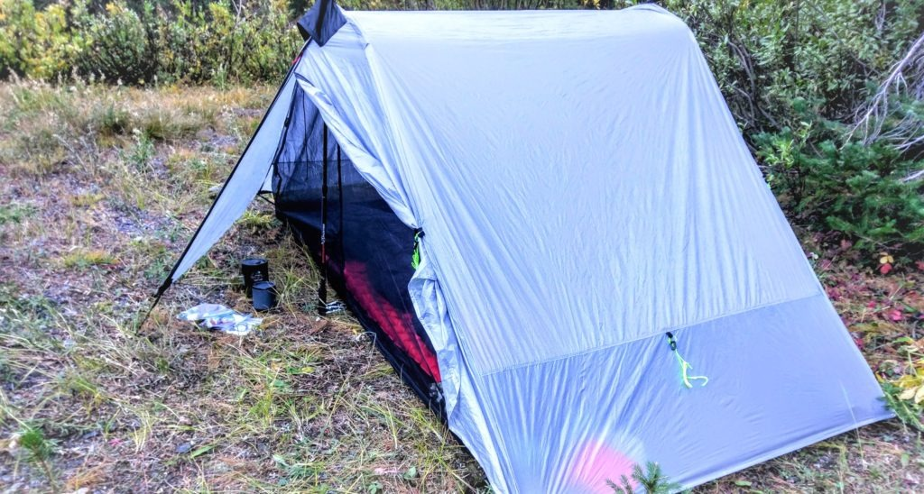 Six Moon Designs Lunar Duo Explorer - Best backpacking tent for hunting