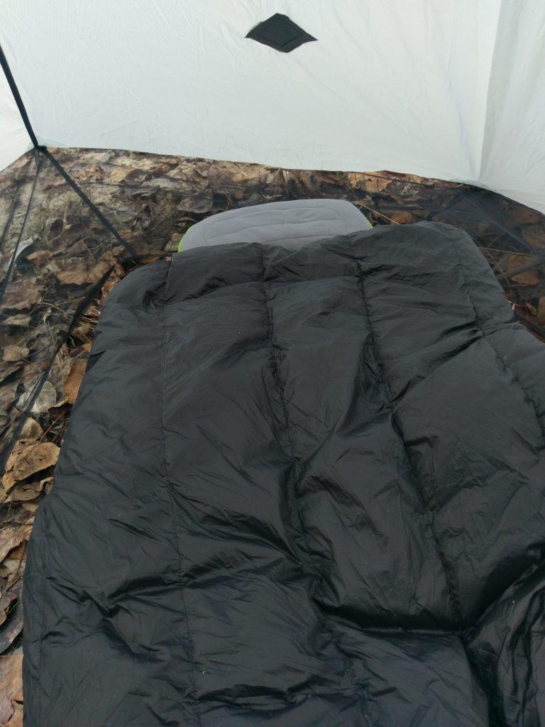 Enlightened Equipment Quilt - best ultralight sleeping bags
