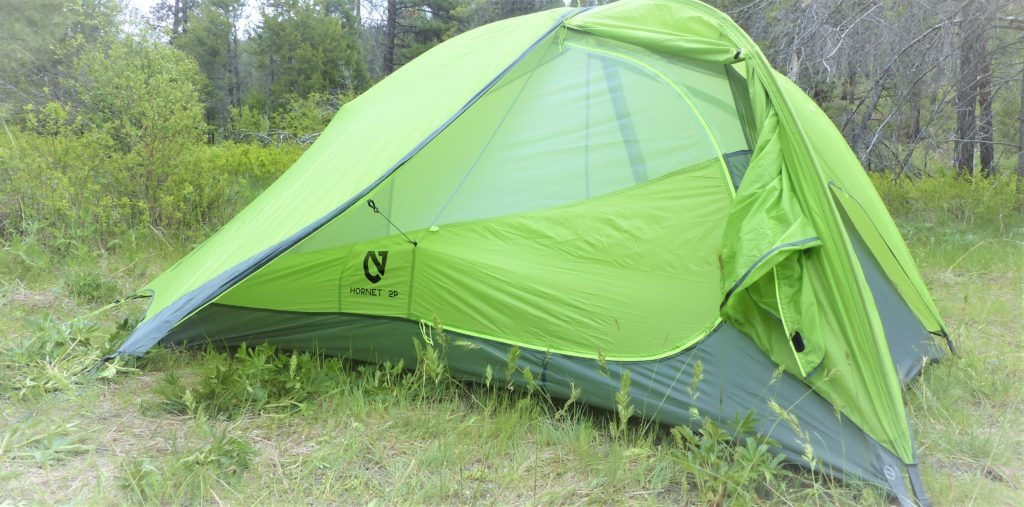 Best backpacking tent for hunting
