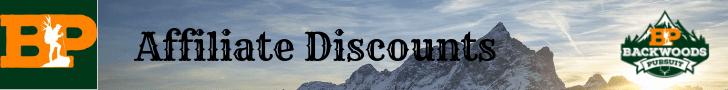 Backwoods Pursuit Affiliate Discounts