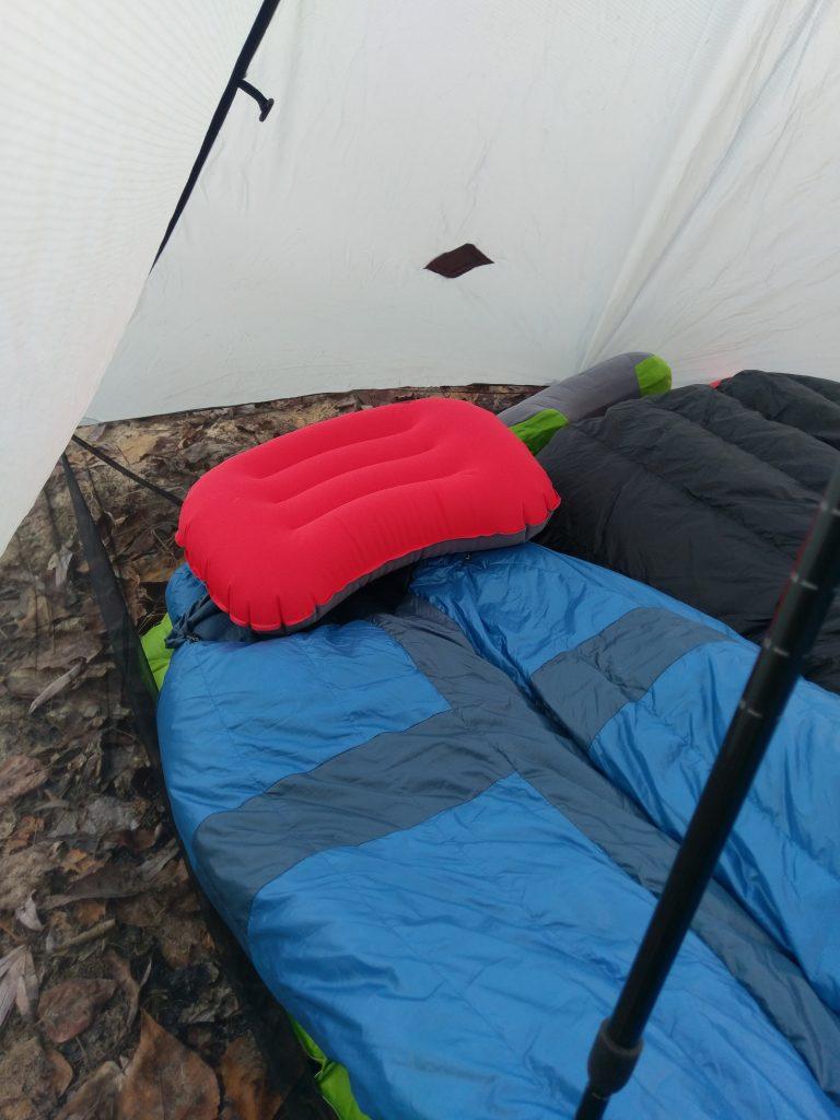 Big Agnes Mystic UL15 ultralight sleeping bag
