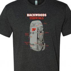 Black Backwoods Pursuit/Exo shirt