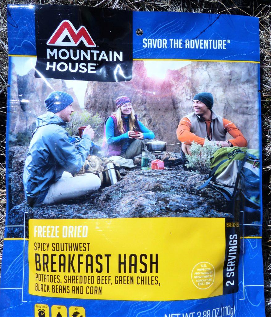 Mountain House Breakfast Hash