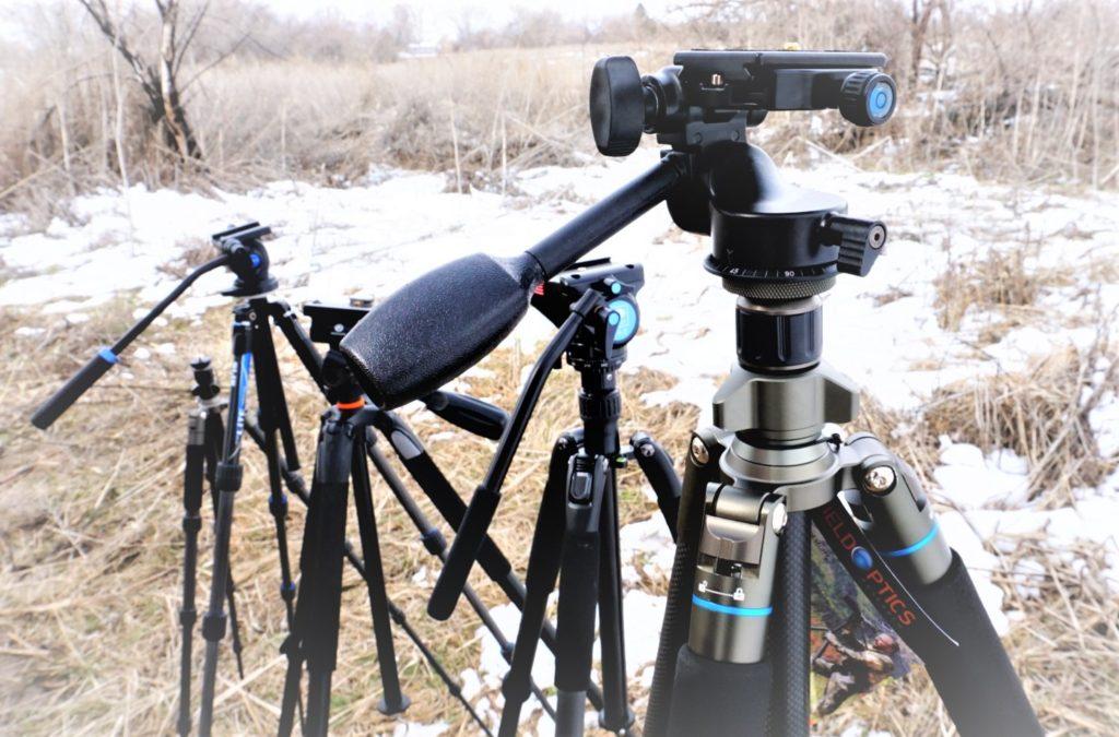 Field Optics Research ProMAX ultralight hunting tripods