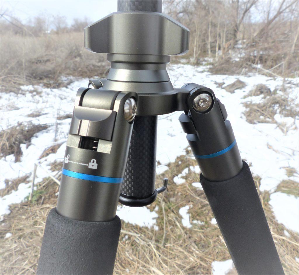 Field Optics Research Micro Lite ultralight hunting tripod