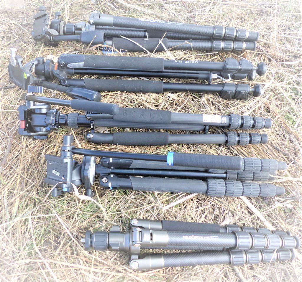 Ultralight hunting Tripods