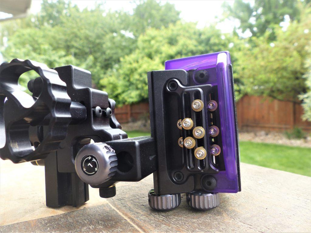 Black Gold Pro Pin Adjustments