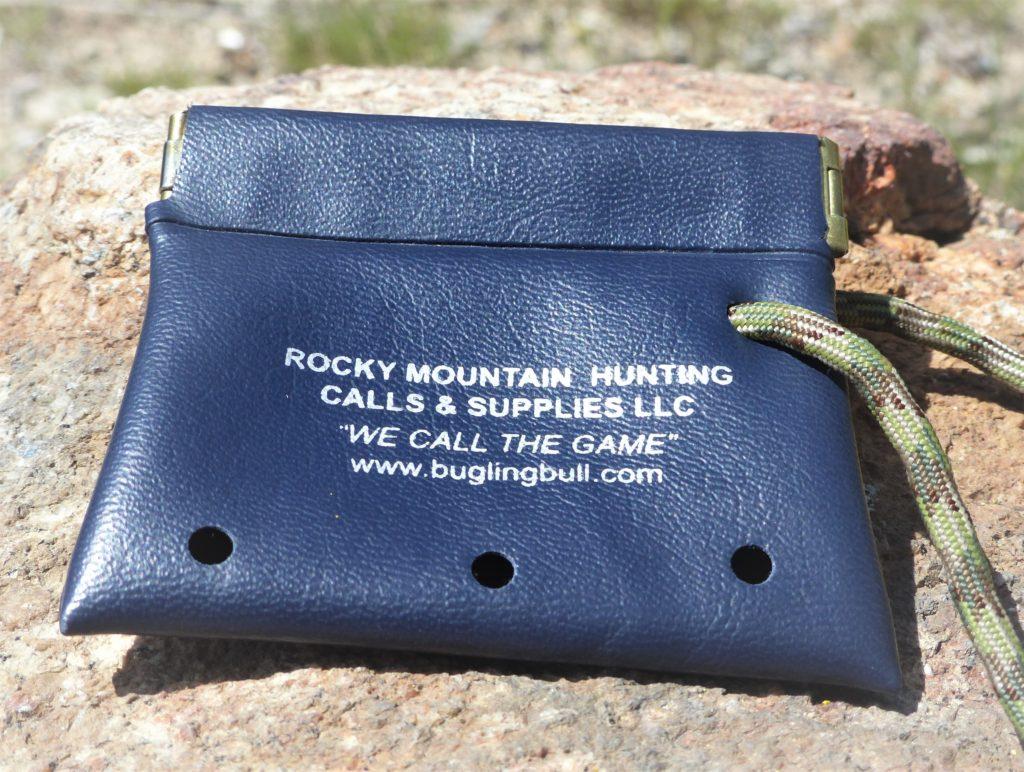 Rocky Mountain Game Calls Diaphragm Elk Call Holder