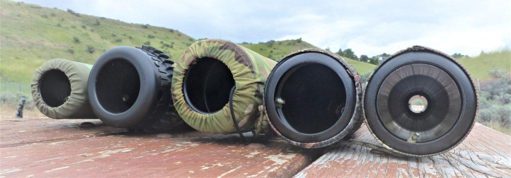 Elk Bugle Tube diameters