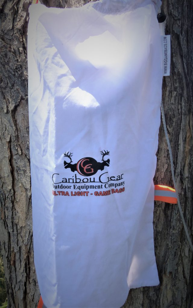 Caribou Gear Game Bags - most durable game bags, most breathable game bags