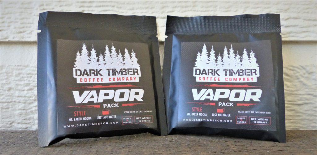 Dark Timber Vapor Pack