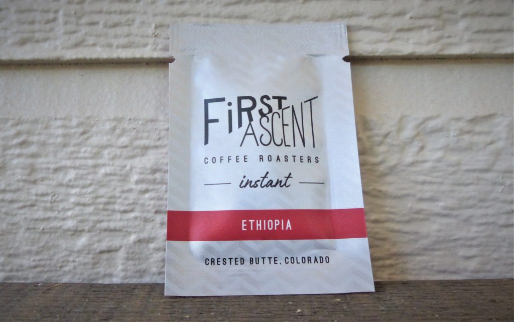 First Ascent Ethiopia Blend