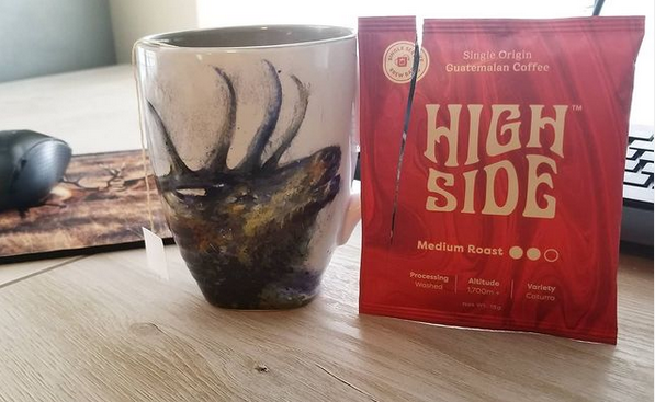 High Side Coffee Review