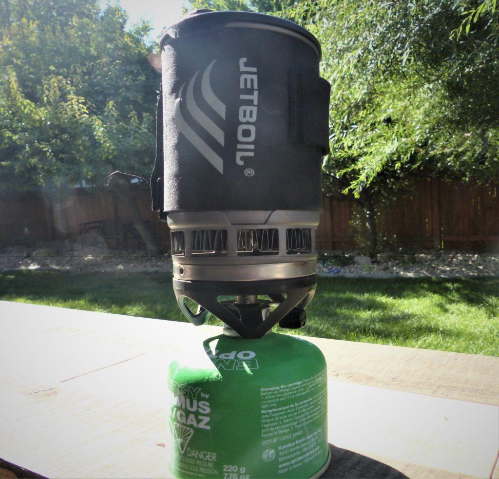 Jetboil Zip stove