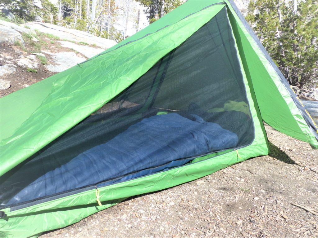 Six Moon Designs 1p tent