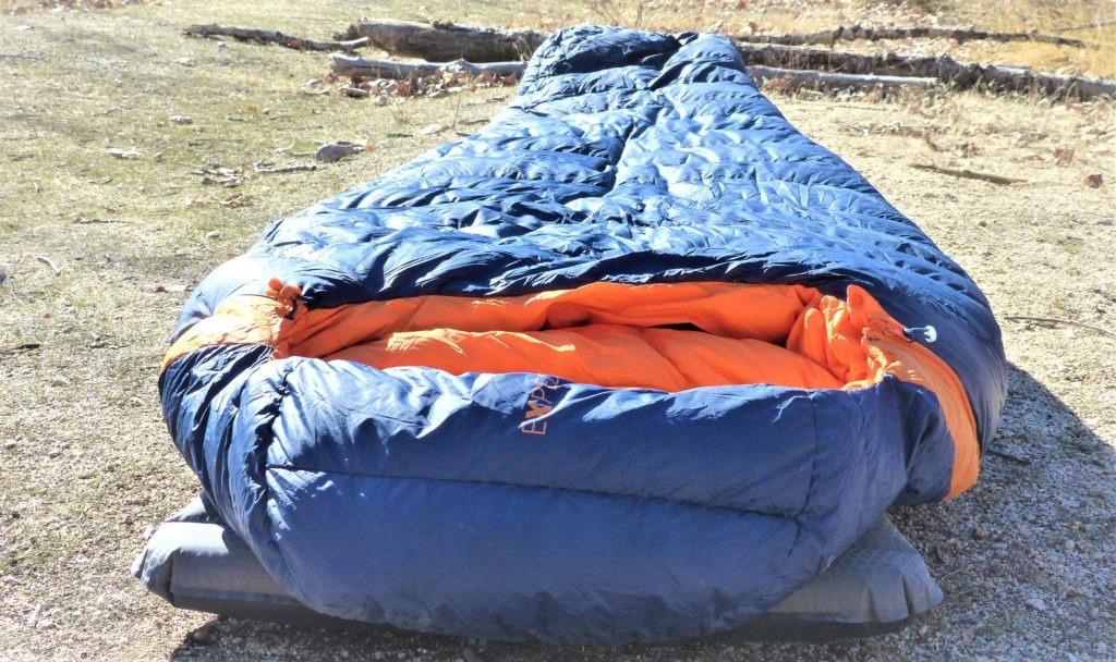 Exped Comfort sleeping bag