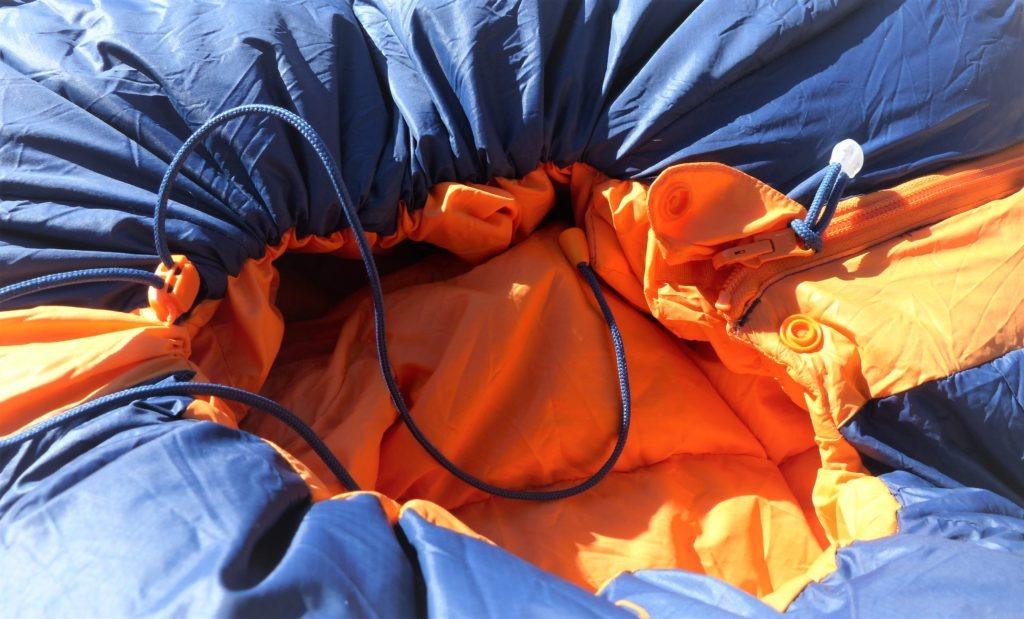 Exped Comfort Plus sleeping bag