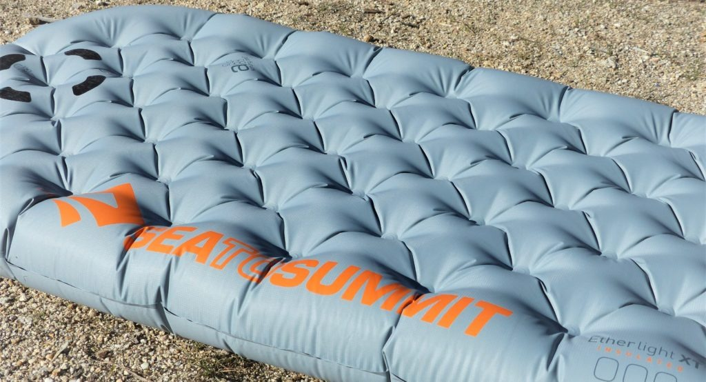 Sea To Summit Ether Lite XT insulated pad