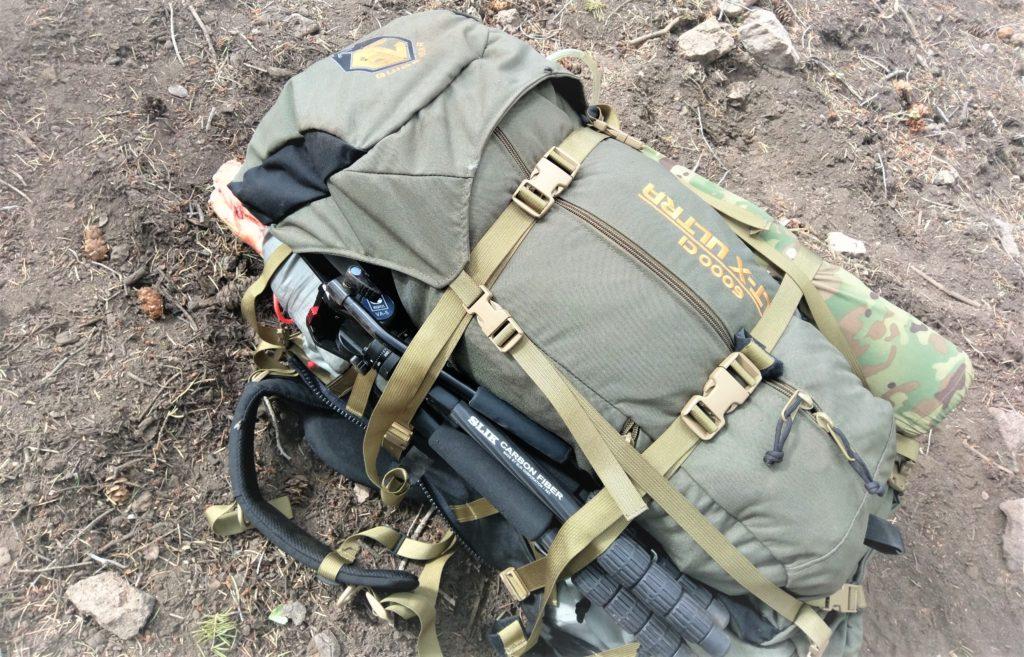 Blacks Creek Alt X Ultra pack , Blacks Creek Talon Frame