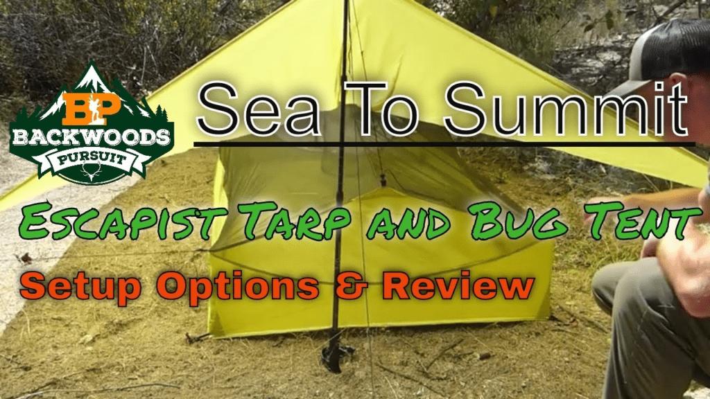Sea to Summit Escaptist Video