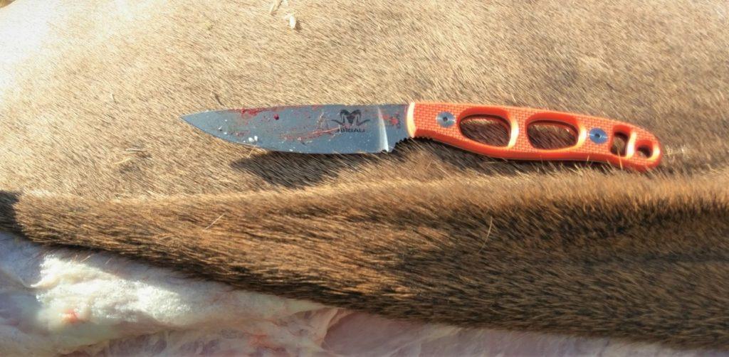 Argali Carbon Knife