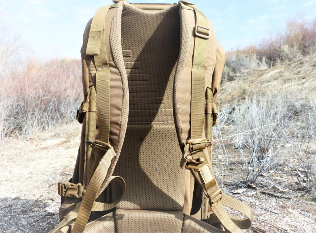 Mystery Ranch pack harness