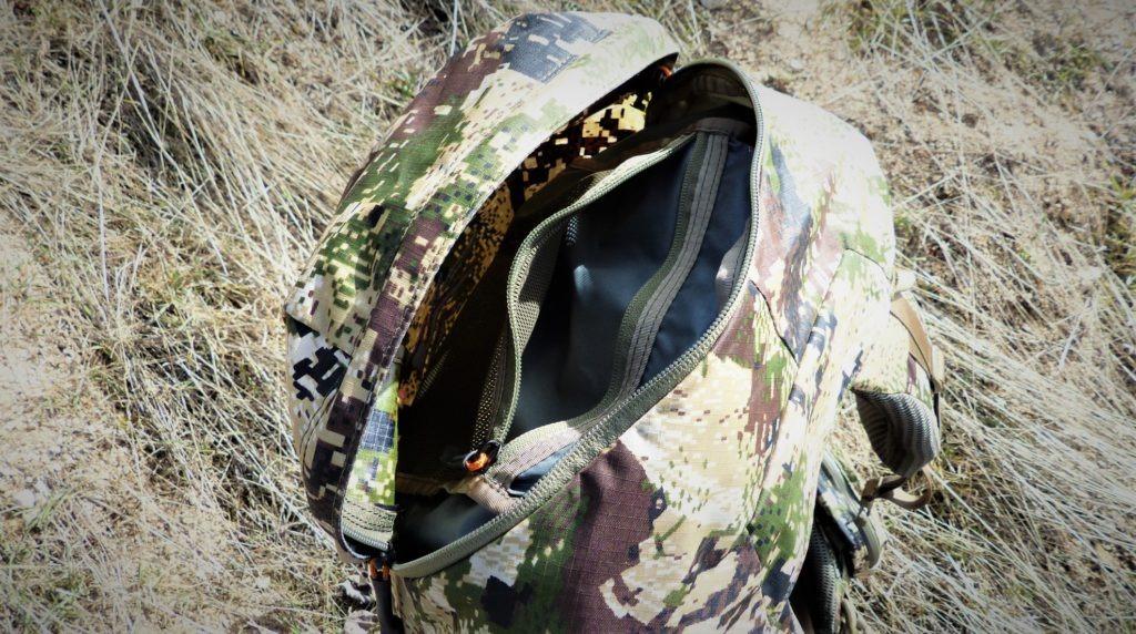 Sitka Mountain Hauler lid