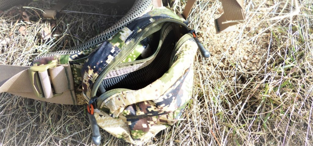 Sitka Mountain Hauler Hip belt pouch