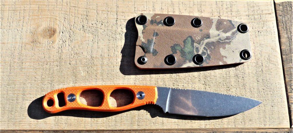 Agrali Carbon Knife