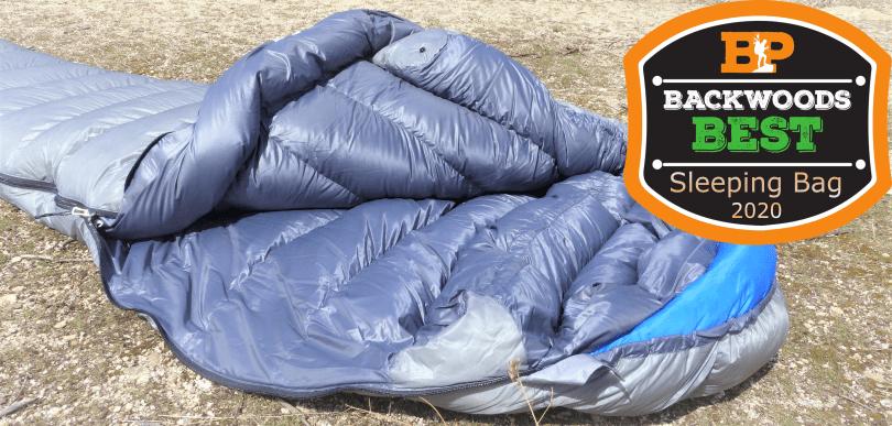 Feathered Friends Raven Sleeping Bag - Backwoods Best