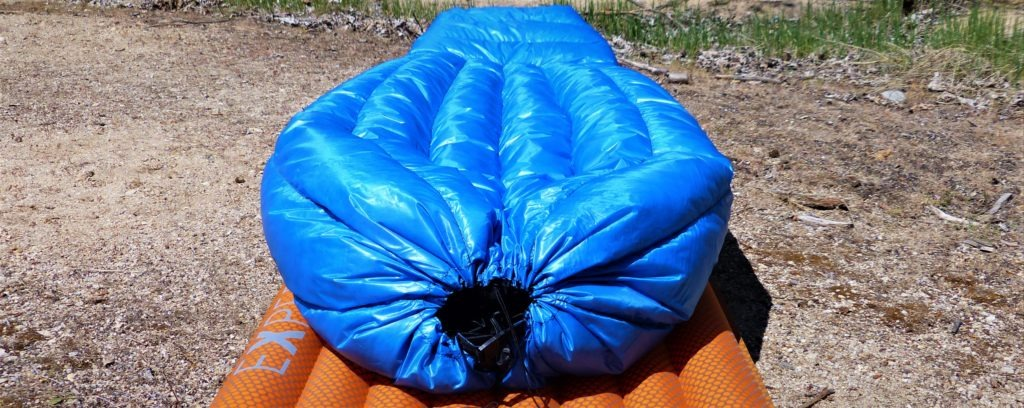 Zpacks Solo Quilt review