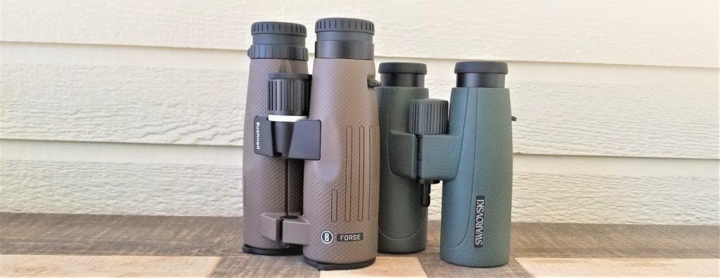 Bushnell Forge 10x42 Binoculars vs Swarovski SLC