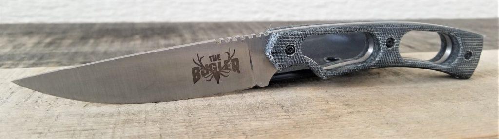 Bugler Blade Knife ABE-L Steel