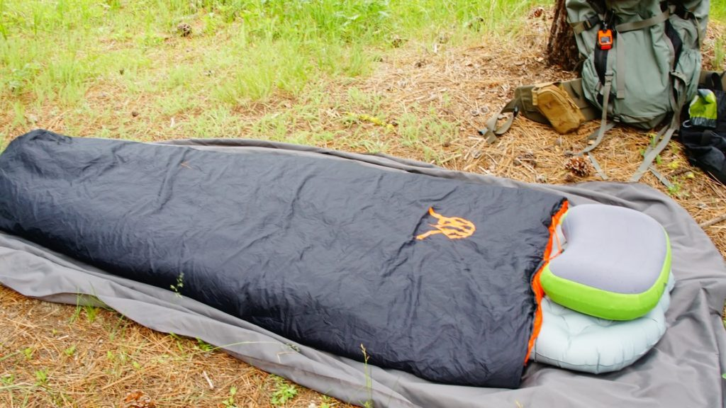 Viam Outdoors Quilt - Best backpacking quilts