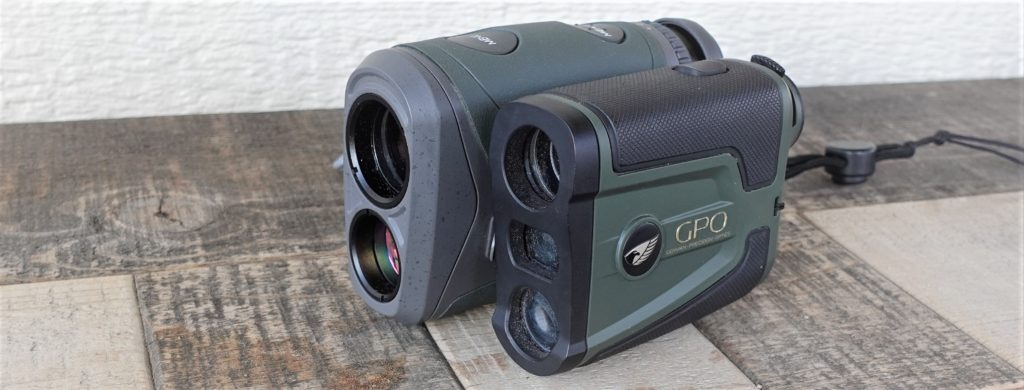 Vortex Razor HD 4000 vs GPO Rangetracker 1800