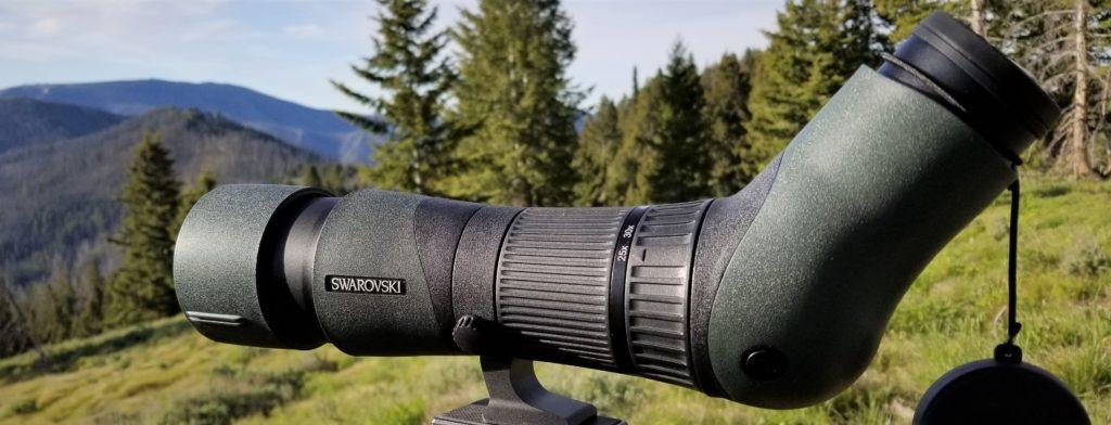 Swarovski ATX 65mm spotting scope
