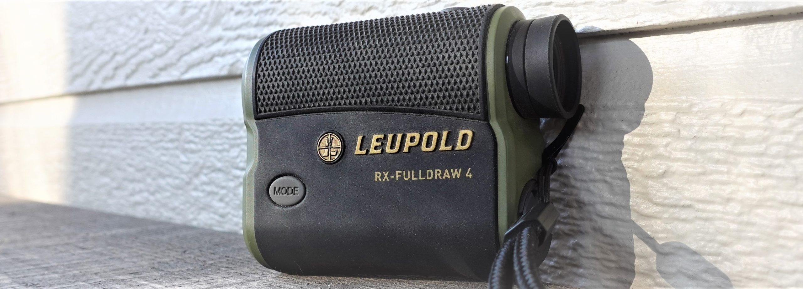 Leupold RX Full Draw 4