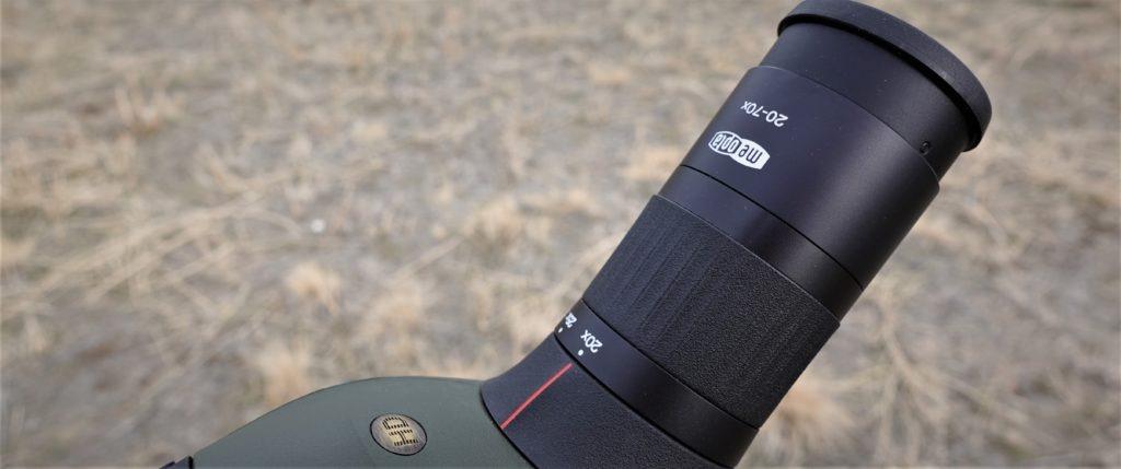 Meopta Meostar S2 spotting scope